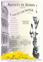 L'ArtèDonna, mostra al femminile nelle Sale del Bramante a Roma
