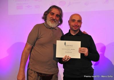 Alessandro Izzi, premiato al Premio Internazionale Inedito – Colline di Torino