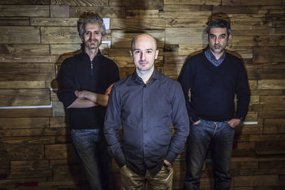 Peace Hotel, il nuovo album di Paolo Recchia Trio