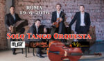 La Solo Tango Orquesta al Must per una serata di tango live