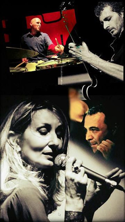 Antonella Vitale Quartet al Along Came Jazz 2016