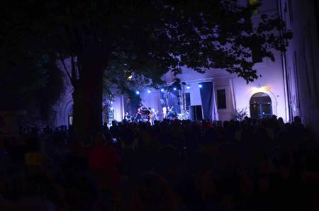 Farfa Voice Festival ai nastri di partenza al Chiostro dell'Abbazia di Farfa