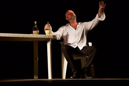 Alcool, lo spettacolo in scena al Teatro Tordinona