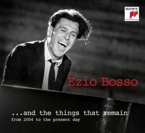 "Il 25 novembre esce l'antologia di Ezio Bosso ""…And the Things that Remain"" per Sony Classical"