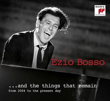 """Il 25 novembre esce l'antologia di Ezio Bosso """"…And the Things that Remain"""" per Sony Classical"""
