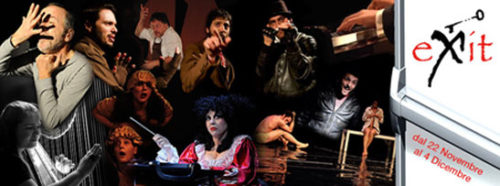Exit emergenze per identità teatrali, lo spettacolo in scena al Teatro dell'Orologio