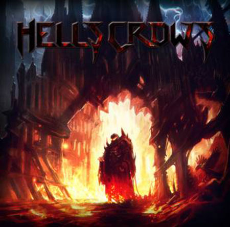 Hell's Crows, nuovo album Hell's Crows