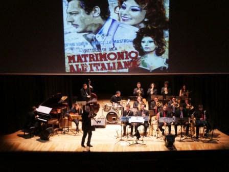 Il Jazz va al Cinema con la New Talents Jazz Orchestra