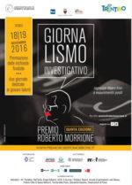 Premio Morrione per il giornalismo investigativo