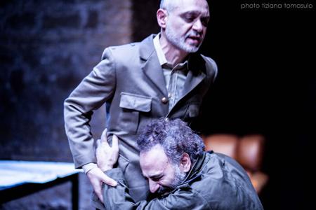 Torna l'Otello di Zuccari e Taheri al Sala Uno Teatro