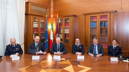 Poste  Italiane Spa e  Polizia di Stato insieme per la sicurezza stradale
