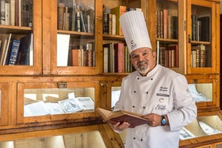 Taste Of Excellence: Rossano Boscolo, il libro antico e la storia della gastronomia dal Rinascimento ad oggi