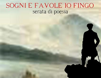 Sogni e favole io fingo. Serata di Poesia al Palladium di Roma