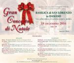 Gran concerto di Natale
