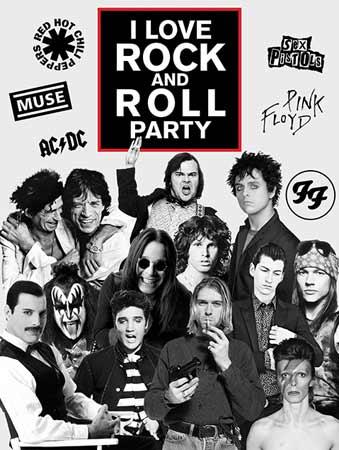 I Love Rock And Roll Party all'Estragon per festeggiare Capodanno