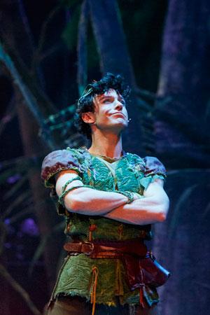 Peter Pan, replica speciale Teatro al Brancaccio