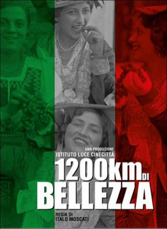 1.200 km di bellezza, il film-documentario di Italo Moscati