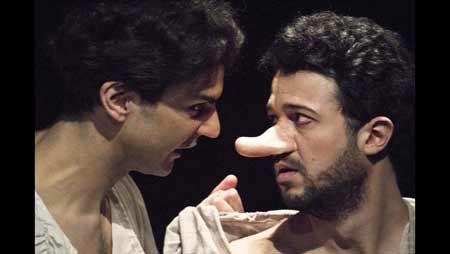 Cyrano De Bergerac, lo spettacolo al Teatro Stanze Segrete
