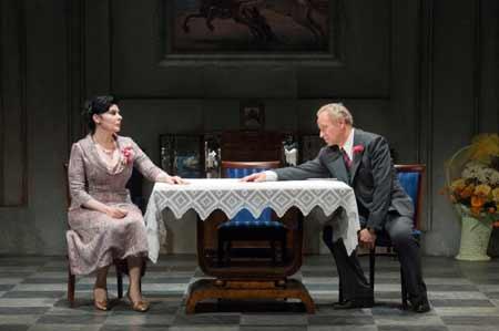 Filumena Marturano in prima nazionale al Teatro Quirino di Roma