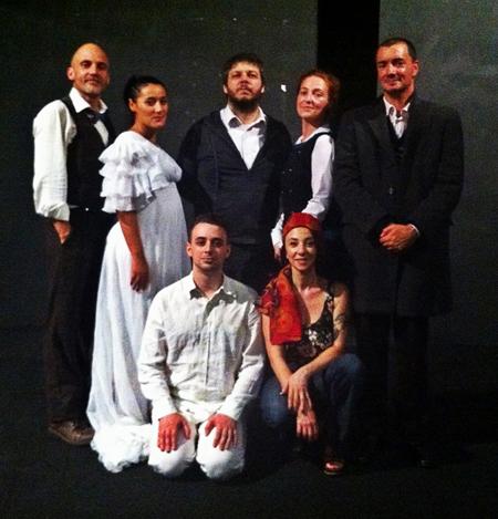 Memorie immaginarie, il lavoro in teatro di Duccio Camerini al Teatro Tordinona