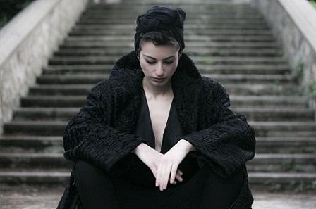La cantante siciliana Carmen Alessandrello si esibirà dal vivo a Sanremo