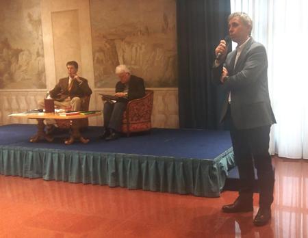 Caselli a Trento per la IX edizione del Police Winter Forum