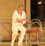 Giuseppe Pambieri è Pirandello in Centomila, uno, nessuno di Giuseppe Argirò