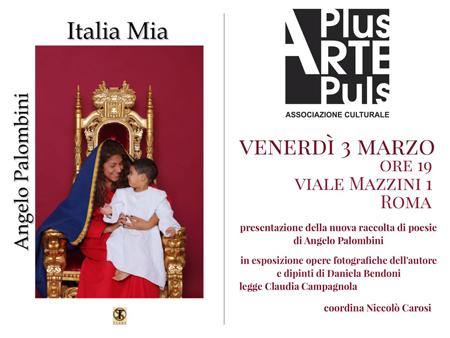 Italia mia, Mamme Roma e i quadri di Daniela Bendoni alla galleria Plus Arte Puls