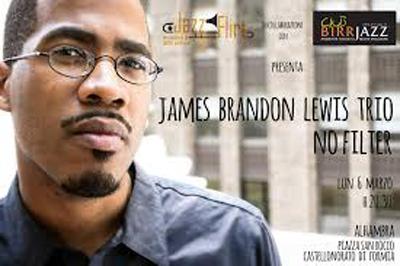 "James Brandon Lewis Trio ""No Filter"""