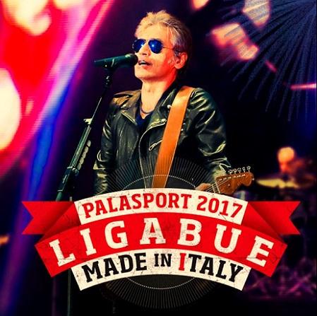 """Luciano Ligabue: parte da Roma il suo nuovo tour """"Made in Italy – Palasport 2017"""""""