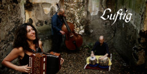 Luftig, esce il primo disco Erdring, spazio immaginario nella world music