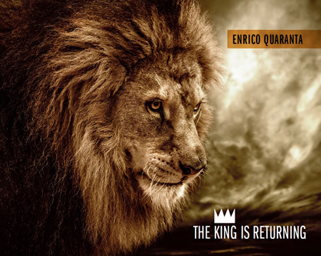 The King Is returning, il disco di Enrico Quaranta