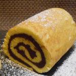 Rotolo alla Nutella e cocco
