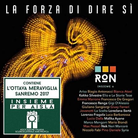 Ron: in concerto al Teatro dal Verme di Milano per un concerto-evento a favore di AISLA con numerosi ospiti
