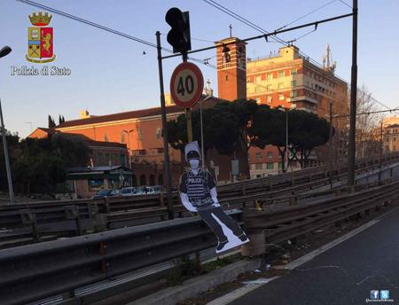Roma.60 Anniversario Trattati di Roma. Sequestrate spranghe e maschere anti gas