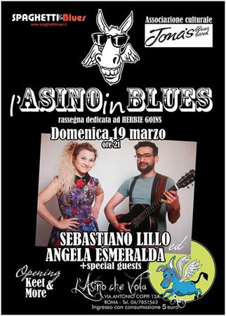 Il nuovo blues italiano a L'asino che vola