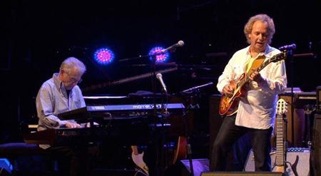Lee Ritenour & Dave Grusin in concerto