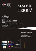 Mater Terra, la mostra collettiva al Museo delle Arti e dei Mestieri di Cosenza