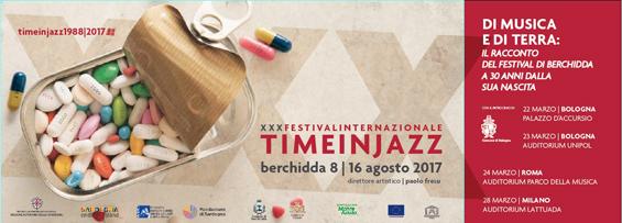 Time in Jazz, aperta la prevendita dei biglietti e degli abbonamenti per la 30esima edizione