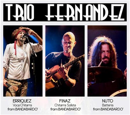 Trio Fernandez (Bandabardò) live a L'Asino che vola