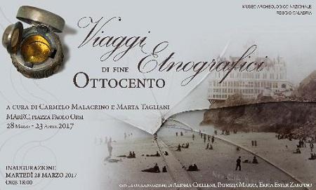 Viaggi etnografici di fine Ottocento