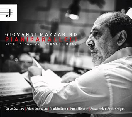 Piani Paralleli, in arrivo il film che racconta la nuova opera Jazz di Giovanni Mazzarino