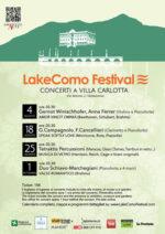 LakeComo Festival, la stagione 2017
