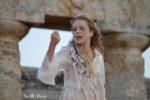 Aiace di Ritsos con Viola Graziosi al Teatro Lo Spazio