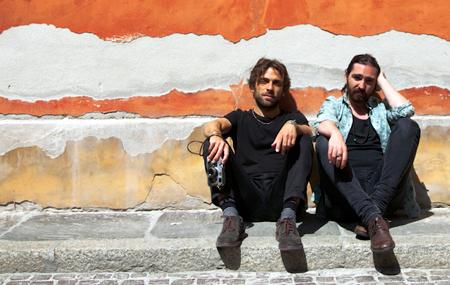 Antonio Di Martino e Fabrizio Cammarata con Un Mondo Raro al Quirinetta di Roma