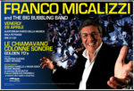 Concerto Franco Micalizzi all'Auditorium Parco della Musica in Roma