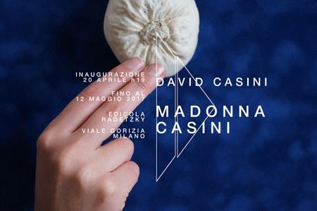 David Casini, Madonna Casini a cura di Andrea Lacarpia, Edicola Radetzky, Milano