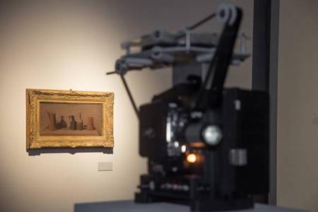 Giorgio Morandi e Tacita Dean a Palazzo Te di Mantova