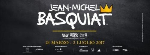 Jean-Michel Basquiat. New York City (Opere dalla Collezione Mugrabi)