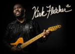 Kirk Fletcher, il chitarrista plurinominato ai Blues Music Award a L'asino Che Vola